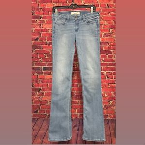 Hollister | Boot Cut Light Blue Denim Jeans
